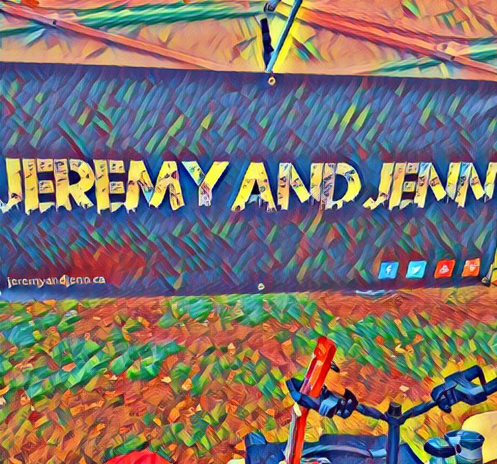 Jeremy And Jenn - An Acoustic Duo @ Roc N Docs  - Toronto, Canada