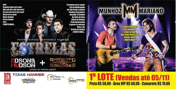 Banda Redneck @ Atibaia Country Fest - Atibaia, Brazil