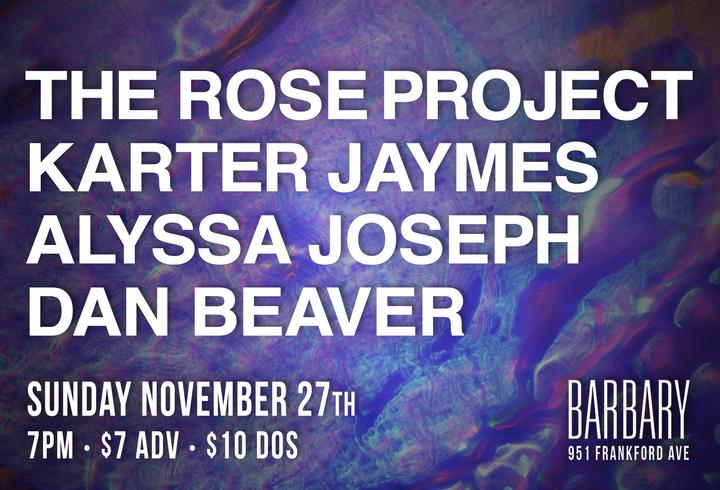Alyssa Joseph @ The Barbary - Philadelphia, PA