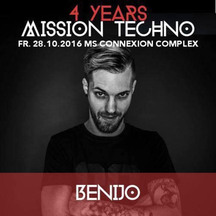 Benijo Tour Dates