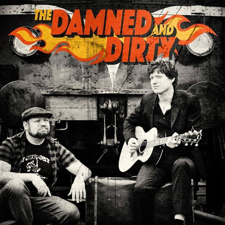 The Damned And Dirty Tour Dates