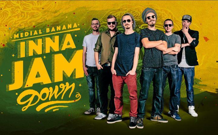 Medial Banana @ Klub Za Rampami - Nové Mesto Nad Váhom, Slovakia
