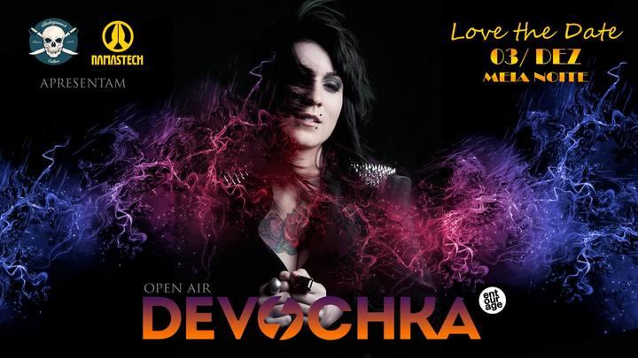 Devochka @ Technofighters - Campo Grande, Brazil