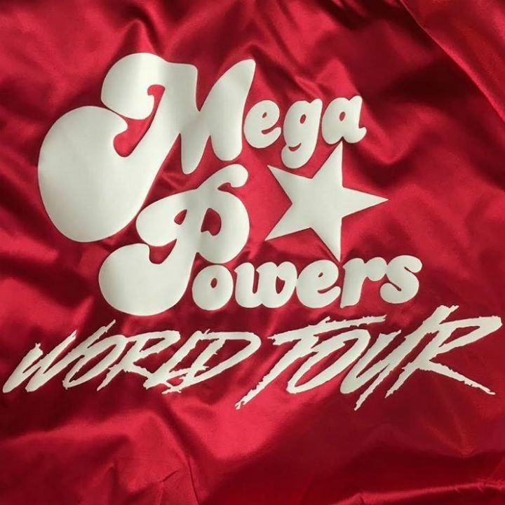 Mega Powers Tour Dates