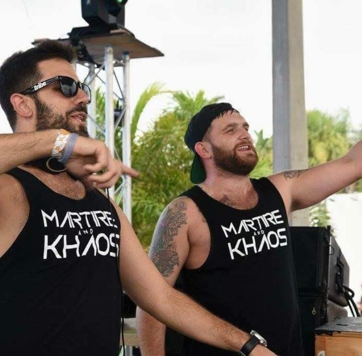 Martire & Khaos Tour Dates