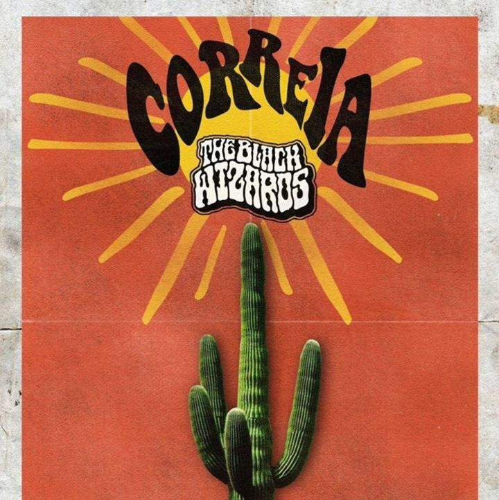 CORREIA Tour Dates
