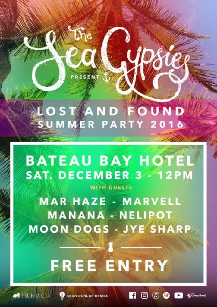 The Sea Gypsies @ Bateau Bay Hotel - Central Coast, Australia