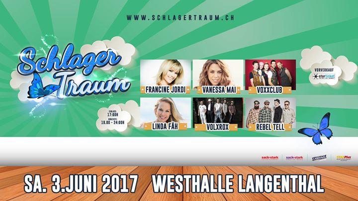 Volxrox @ Schlagertraum - Langenthal, Switzerland