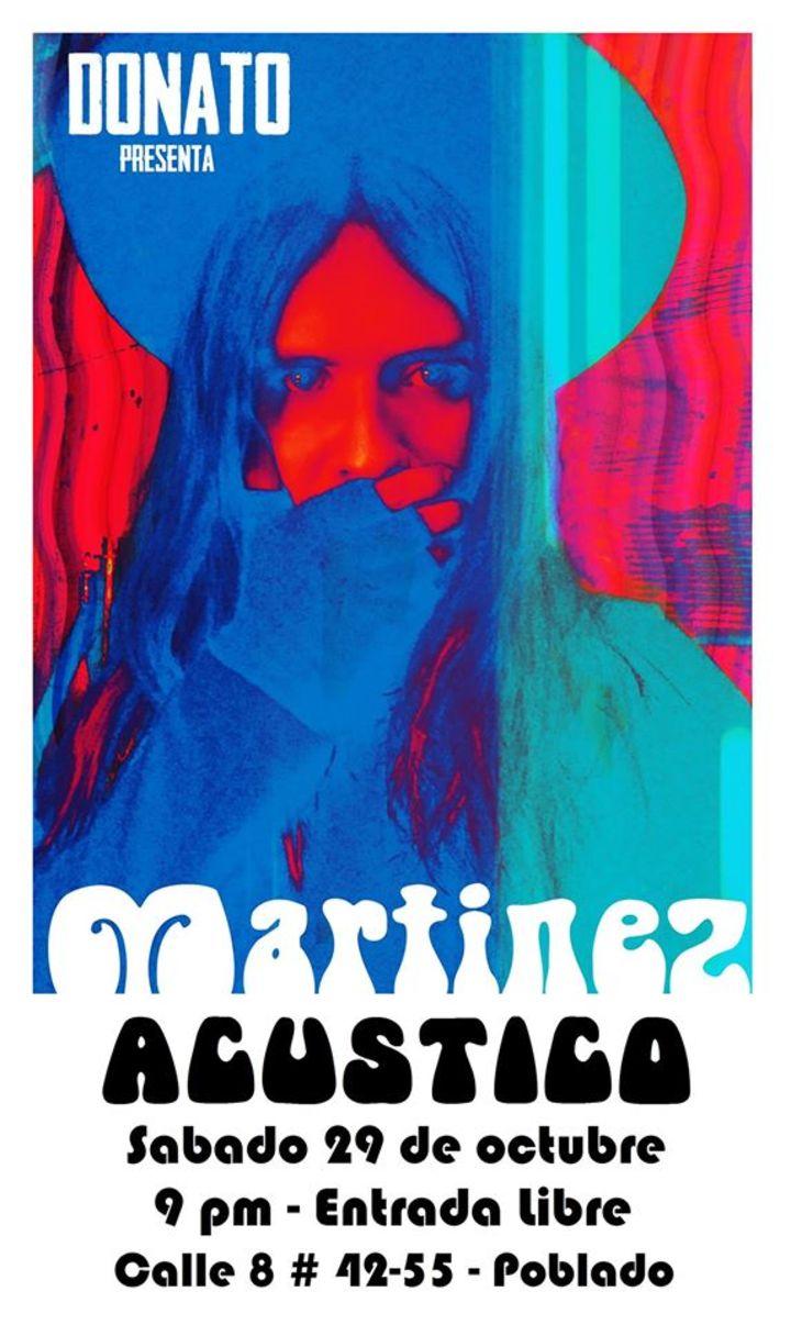 Camilo Martinez Tour Dates