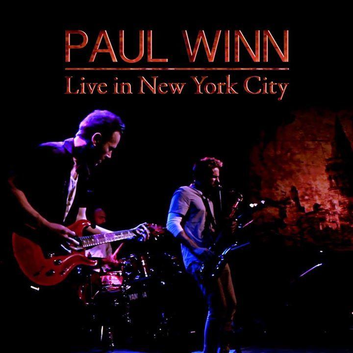 Paul Winn Band Tour Dates