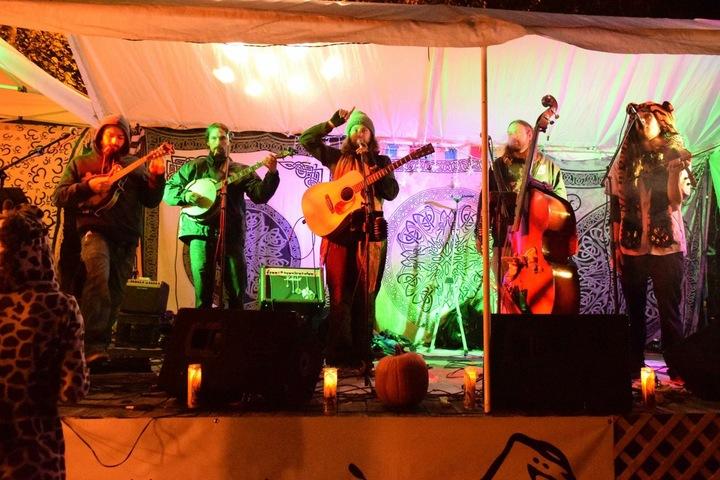 Restless Leg String Band @ Al's Bar - Lexington, KY