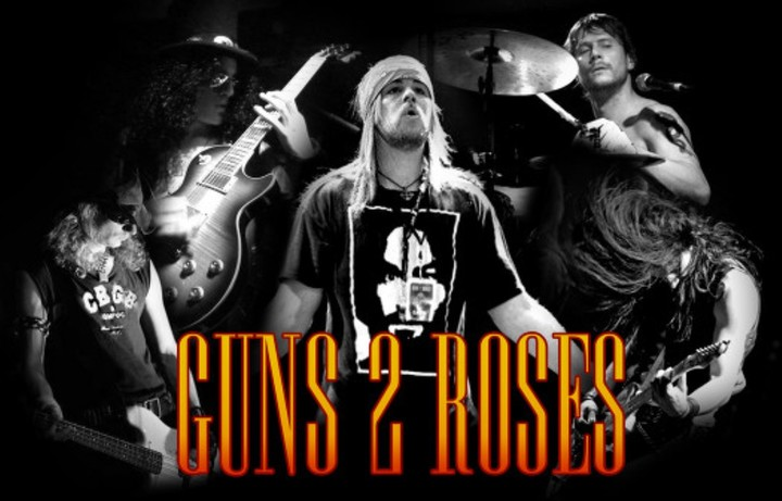 8Ball Booking @ Guns 2 Roses @ Ironworks - Inverness, United Kingdom