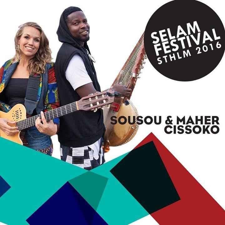 Maher Cissoko & Sousou Cissoko Tour Dates