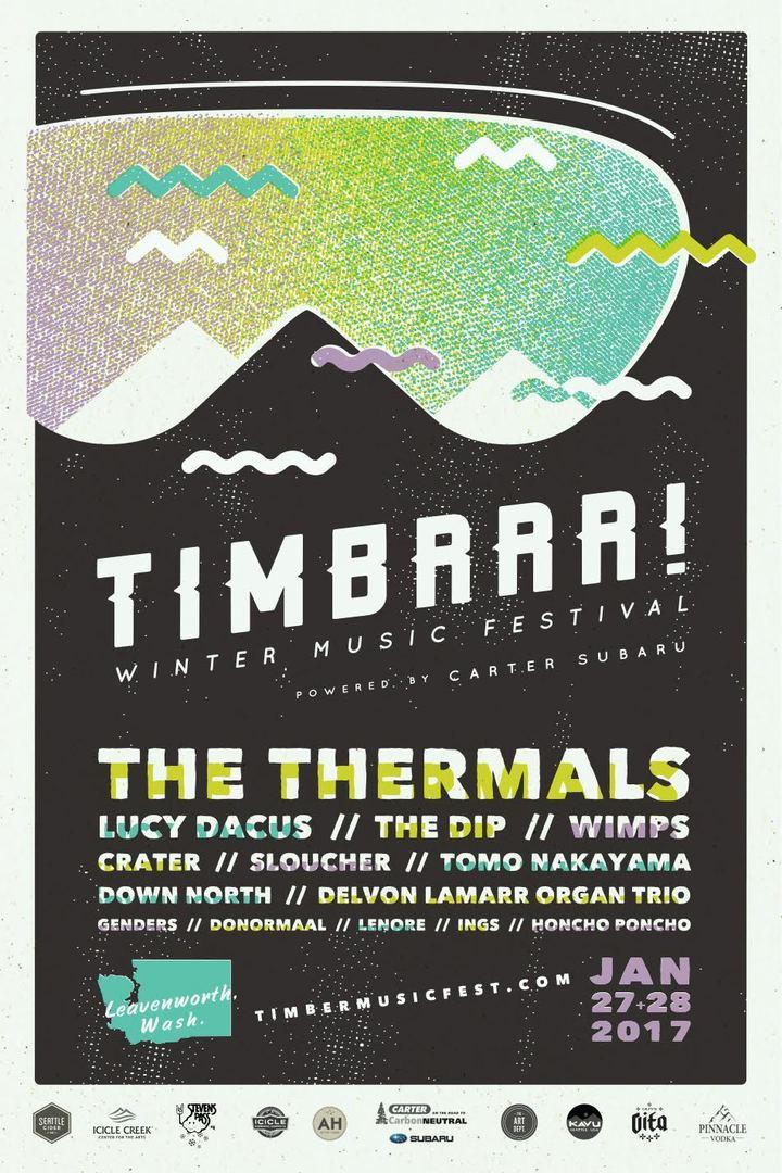 The DIP @ Timbrrr! Outdoor Music Festival - Leavenworth, WA