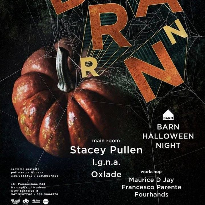 Barn Club Tour Dates