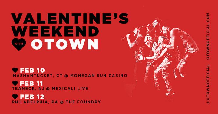 O-Town @ Mexicali Live - Teaneck, NJ