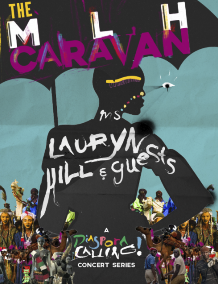 Ms. Lauryn Hill @ Riverside Theatre - Milwaukee, WI