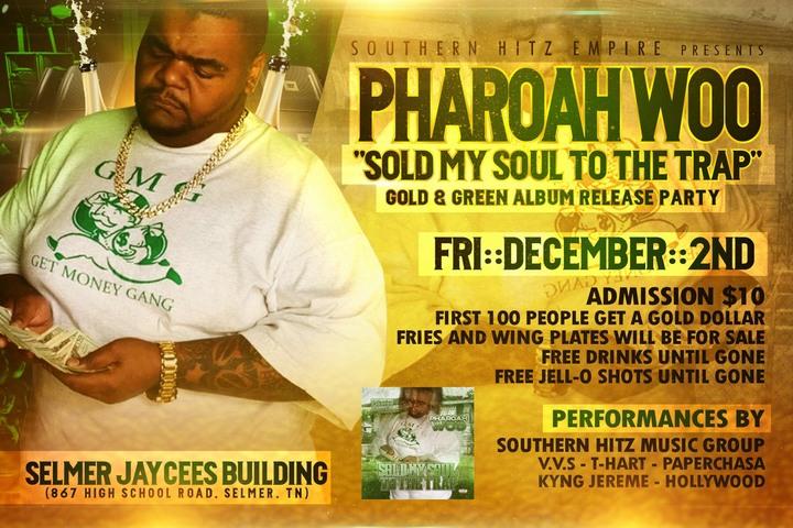 Kyng Jereme @ Jaycee Building  - Selmer, TN