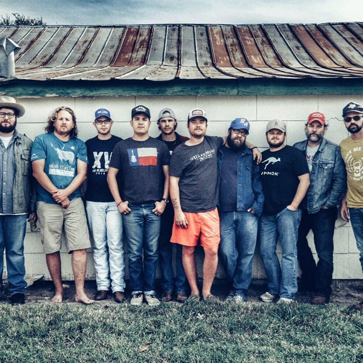 The Front Porch Family Band @ Bostocks (with American Aquarium) - Stephenville, TX