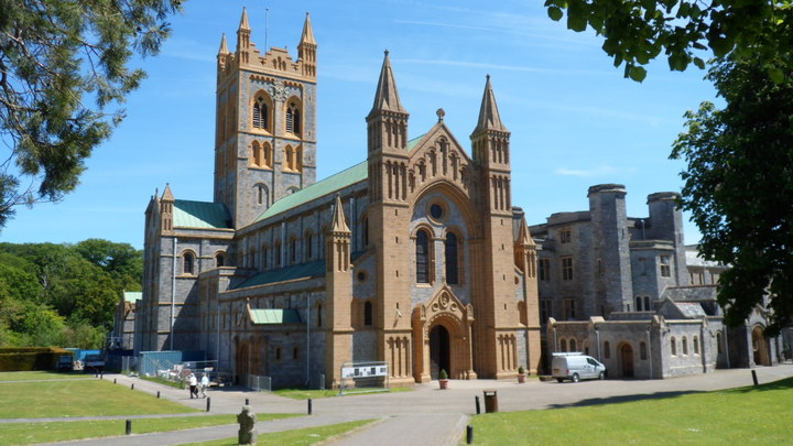 Jonathan Lucas Wood @ Buckfast Abbey - Buckfastleigh, United Kingdom