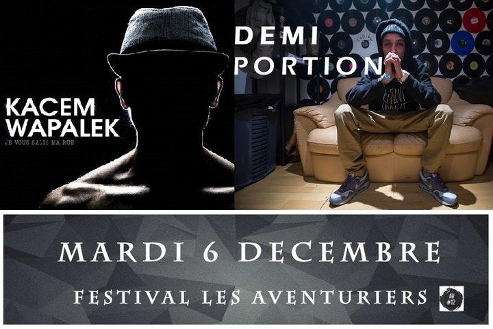Demi Portion @ Espace Gérard Philipe - Fontenay Sous Bois, France