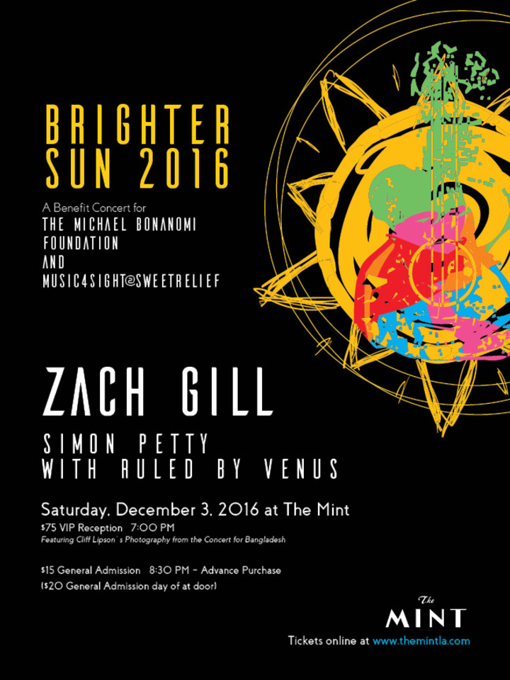 Zach Gill @ The Mint - Los Angeles, CA