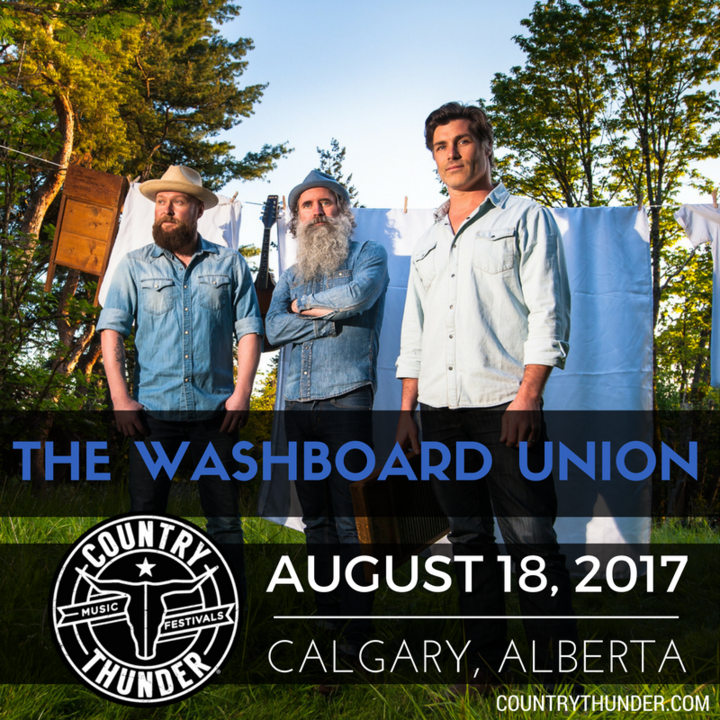 The Washboard Union @ Prairie Winds Park - Calgary, Canada