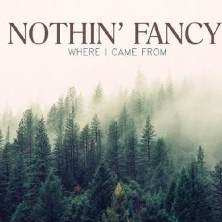 Nothin' Fancy Tour Dates