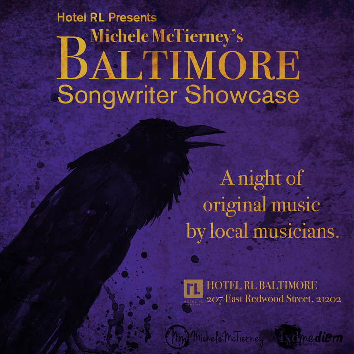 Michele Mctierney @ The Living Stage @ Hotel RL - Baltimore, MD