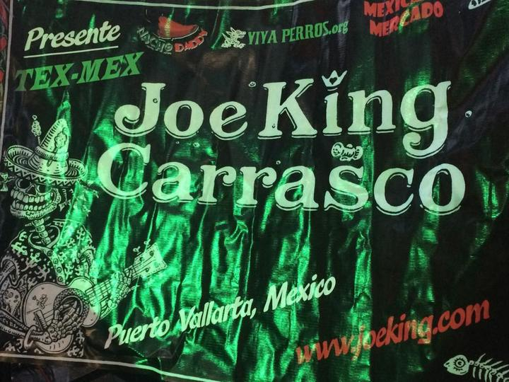 Joe King Carrasco @ Backstage - El Mercado - Austin, TX