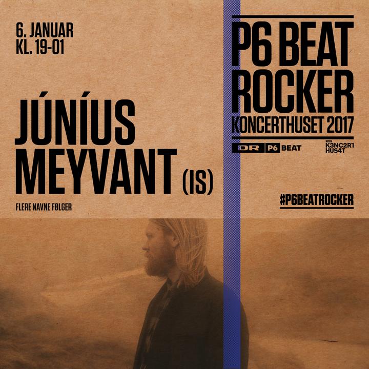 Júníus Meyvant @ Koncerthuset - Copenhagen, Denmark