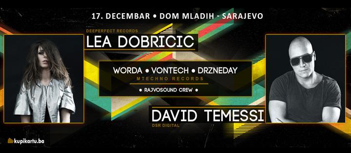 WorDa @ Dom Mladih  - Sarajevo, Bosnia And Herzegovina