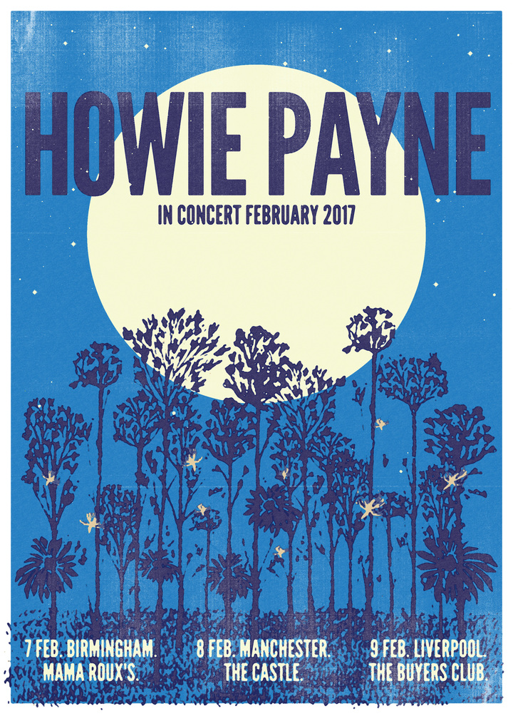 Howie Payne @ The Castle Hotel - Manchester, United Kingdom
