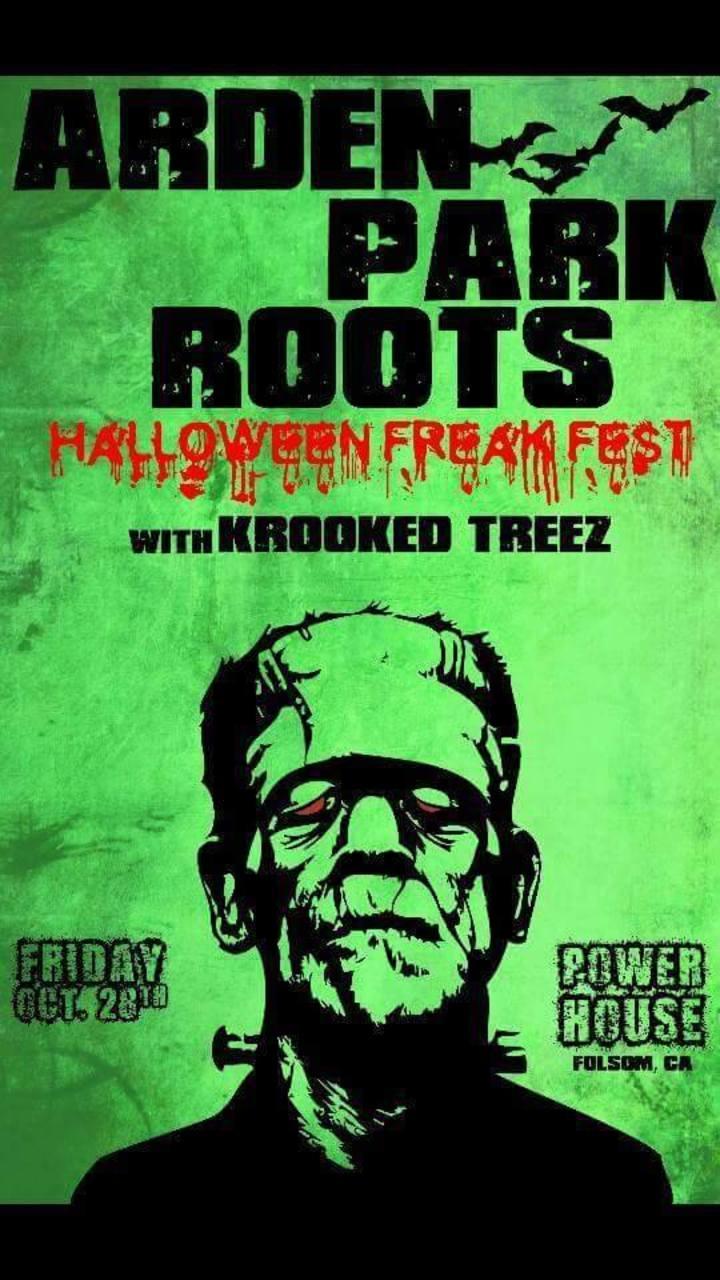 Arden Park Roots Tour Dates