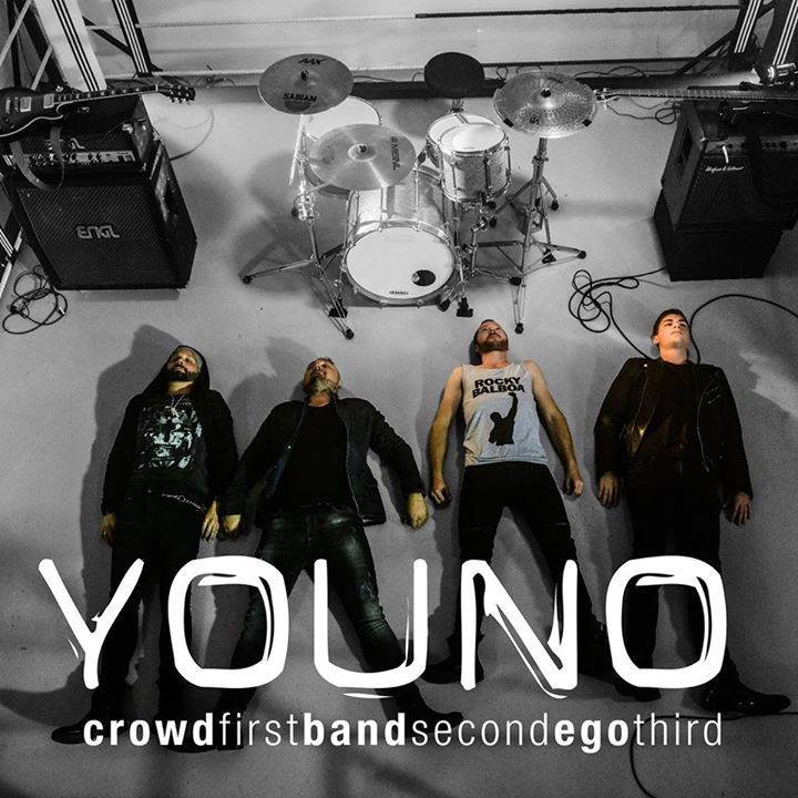 YOUNO Tour Dates