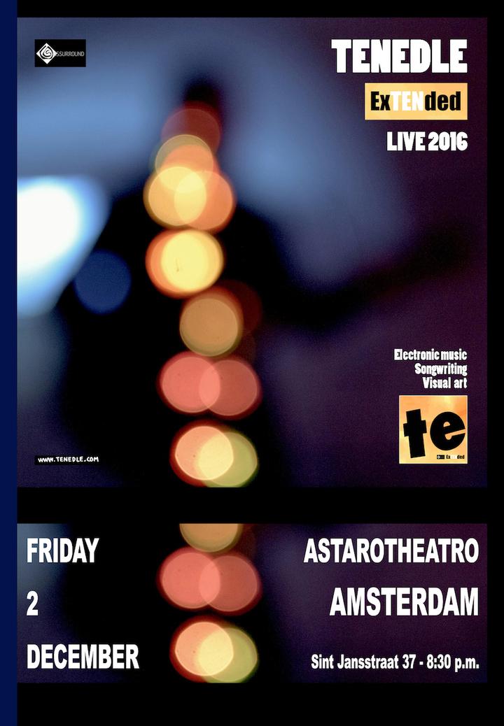 TENEDLE @ Astarotheatro - Amsterdam, Netherlands