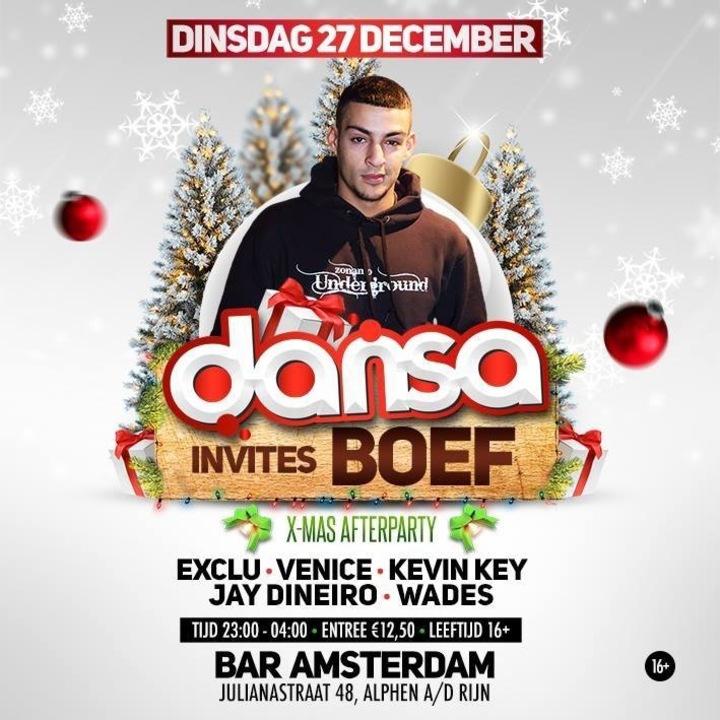 DJ Exclu @ Bar Amsterdam - Alphen Aan Den Rijn, Netherlands