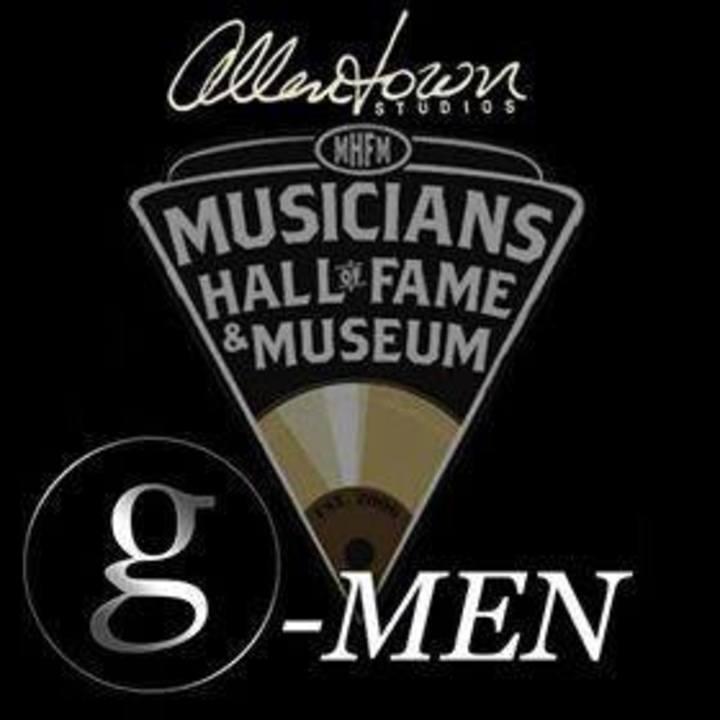 The G-Men Tour Dates