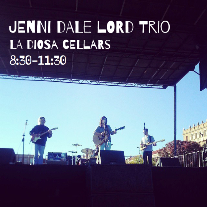 Jenni Dale Lord @ La Diosa Cellars - Lubbock, TX