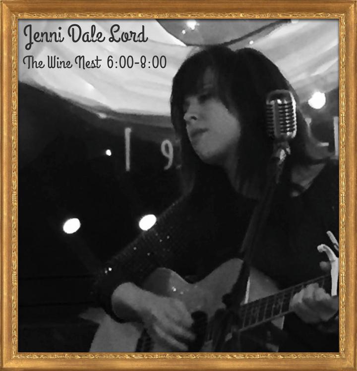 Jenni Dale Lord @ The WIne Nest - Lubbock, TX
