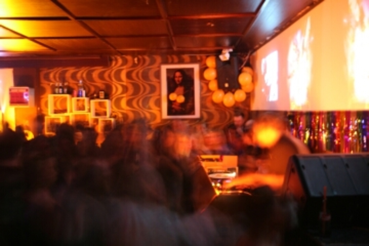 VONDA7 @ Mitte Soundbar - Nuremberg, Germany
