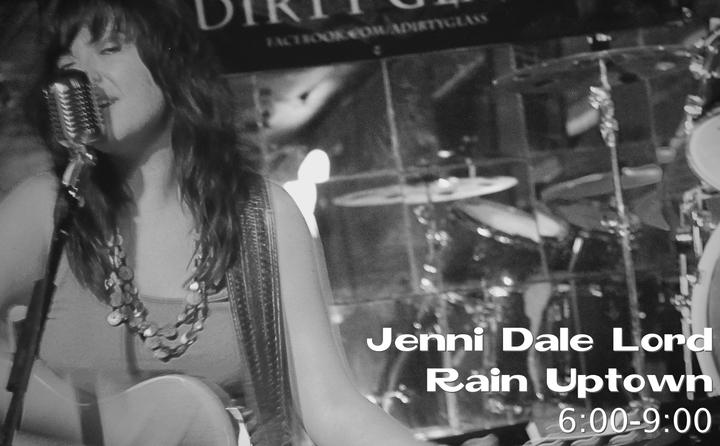 Jenni Dale Lord @ Rain Uptown - Lubbock, TX