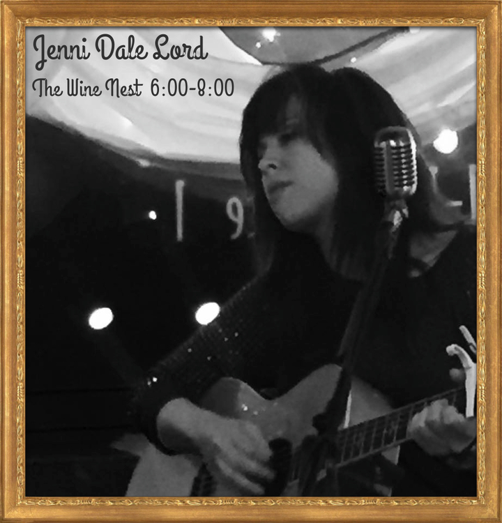 Jenni Dale Lord @ The Wine Nest - Lubbock, TX