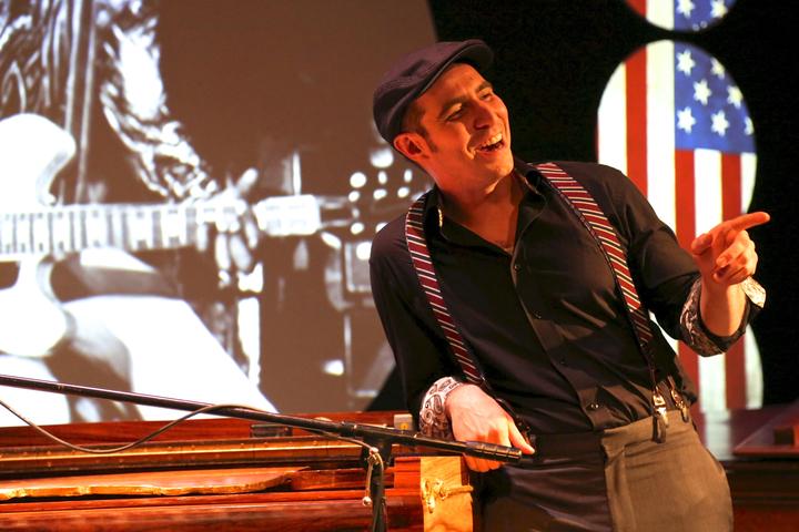 Arthur Migliazza @ Robin Theater - Lansing, MI