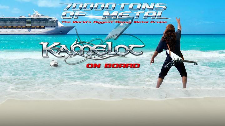 Kamelot @ 70000 tons - Fort Lauderdale, FL