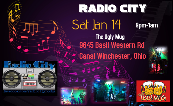 RadioCity @ The Ugly Mug - Canal Winchester, OH