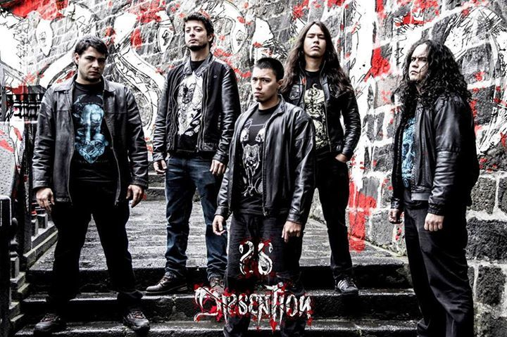 Dissention Tour Dates