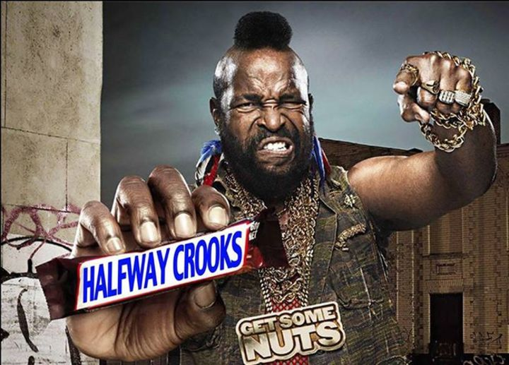 Halfway Crooks Tour Dates