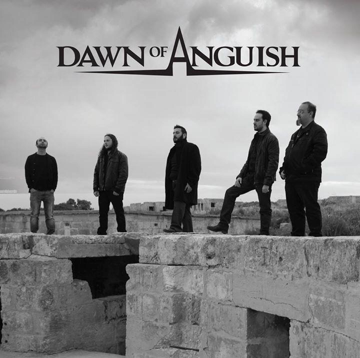 Dawn Of Anguish Tour Dates