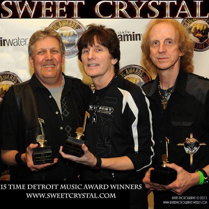 Sweet Crystal Tour Dates